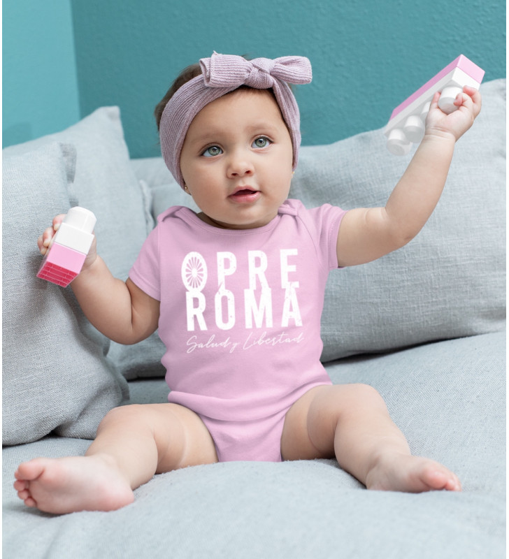 Ropa gitana para bebé